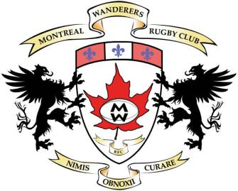Montreal Wanderers Rugby - Coat of Arms