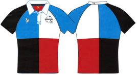Montreal Wanderers Rugby Club - 55th Anniversary Jersey
